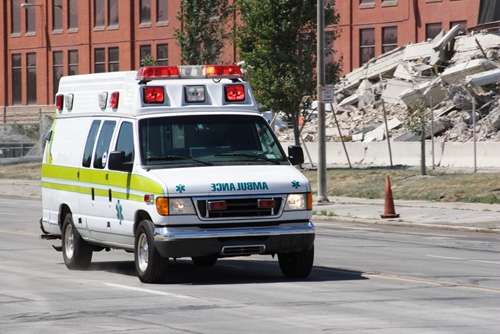 Unnecessary ambulance rides cost hospitals millions.