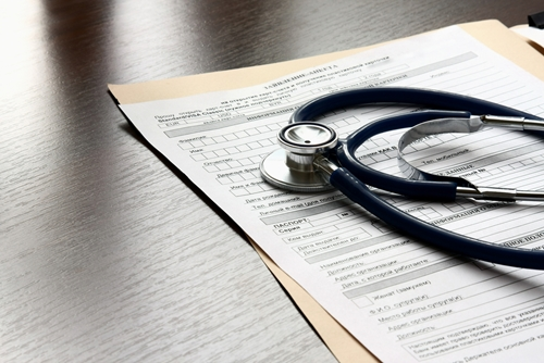 The information in a patient's credit report can be extremely valuable to health care providers.