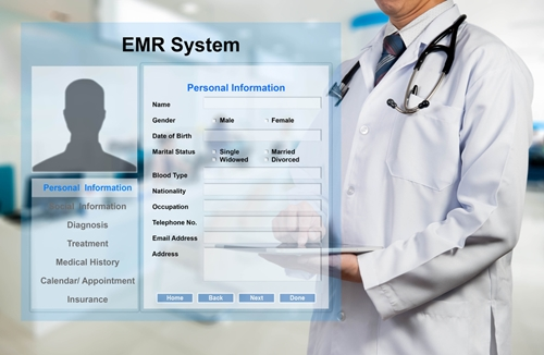 Security concerns and interrupted workflows continue to slow EHR adoption.
