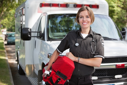 Bay County's ambulances are funded by patients, avoiding a new tax on all residents.