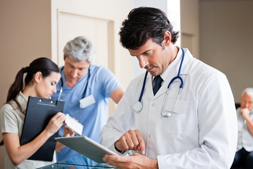 Electronic health records can be an expensive item on a health care IT department's budget.