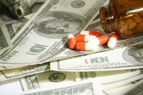 Hospitals claim that price hike will cost millions in annual drug spending.