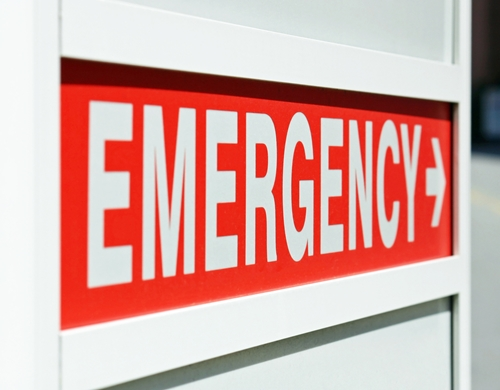 Many rural residents rely on emergency rooms for the majority of their healthcare needs.